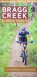 Bragg Creek & Area Trails Map Guide