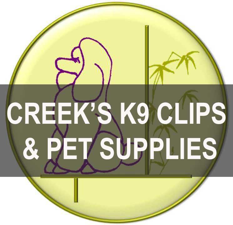 Creeks K9 Clips & Pet Supplies