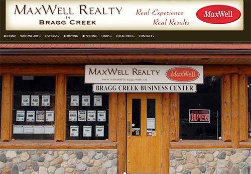 Lee Edwards Maxwell Realty Bragg Creek