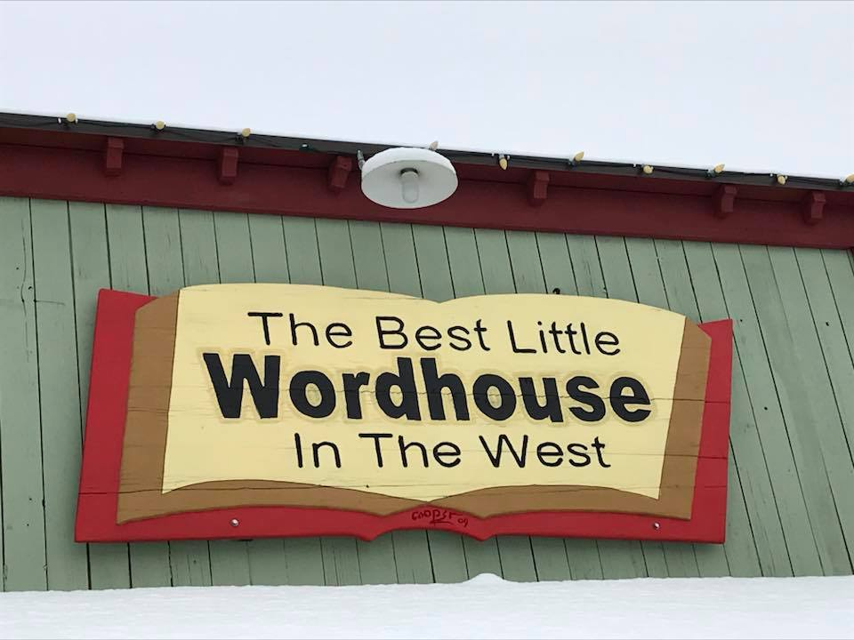 THE BEST LITTLE WORDHOUSE IN THE WEST